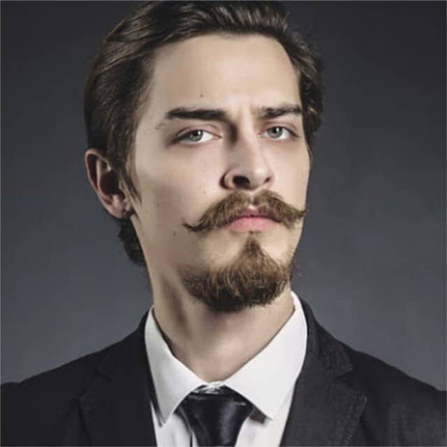 Classy-Van-Dyke-1 5 Professional Beard Styles for Your Next Interview