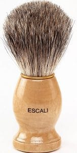 Escali-Pure-Badger-Shaving-Brush-152x300 Top 12 Shaving Brushes: Buying Guide and Review