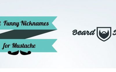 funny mustache names