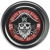 Grave-Before-Shave™-Bay-Rum-Beard-Balm 10 Best Beard Balms in 2019 [Top Picks] - Used & Reviewed