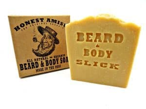 Honest-Amish-Beard-Body-Soap-300x225 7 Best Beard Shampoo Review: User's Guide & Ratings
