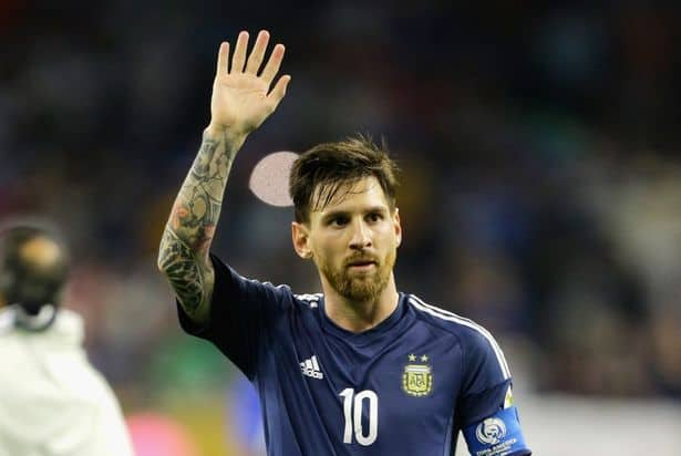 Lionel-Messi Top 10 Beard Styles Ever Donned by Sportsmen