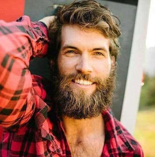 lumberjack beard style