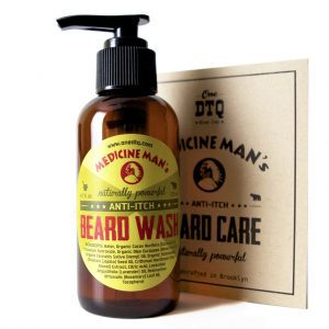 Medicine-Mans-Itchy-Beard-Wash-300x300 7 Best Beard Shampoo Review: User's Guide & Ratings