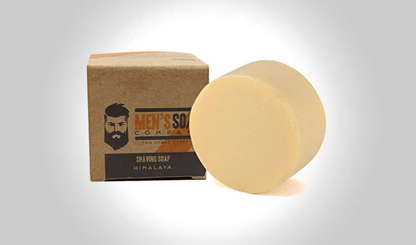 Men-s-Soap-Company-All-Natural-Shaving-Soap 8 Best Shaving Soaps Get Reviewed: Insider's Opinion