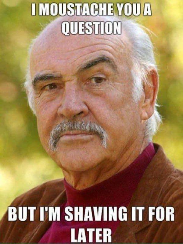 Mustache_You_A_Question 10 Funny & Original Mustache Memes to Laugh out Loud