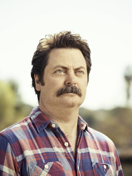 NickOfferman2_1 What A Chevron Mustache Really Looks Like + Top 5 Styles