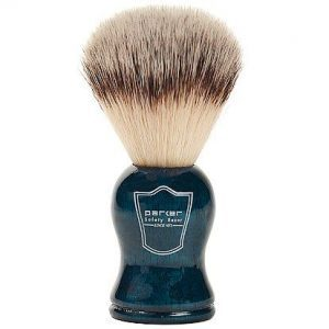 Parker-Safety-Razor-SYNTHETIC-Bristle-Shaving-Brush--300x300 Top 12 Shaving Brushes: Buying Guide and Review