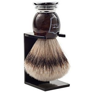 Parker-Safety-Razor-Silvertip-Badger-Shaving-Brush-300x300 Top 12 Shaving Brushes: Buying Guide and Review