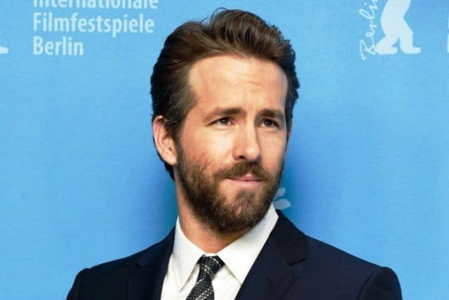 Ryan-Reynolds Top 60 Celebrities With A Beard