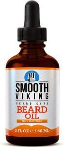 SMOOTH-VIKING-BEARD-OIL-134x300 7 Best Beard Oils to Buy in 2018: Review & User's Guide