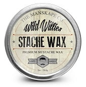 Stache-Wax-1-1 Top 10 Mustache Wax: Insider's Review and Buying Guide