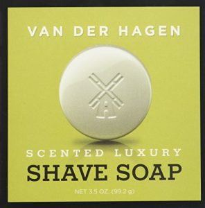 Van-Der-Hagen-Mens-Luxury-Scented-Soap-3.5-Ounces-296x300 8 Best Shaving Soaps Get Reviewed: Insider's Opinion