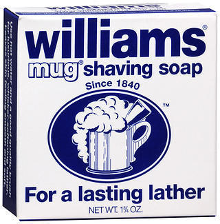 Williams-mug-shaving-soap-1.7-oz-by-Williams- 8 Best Shaving Soaps Get Reviewed: Insider's Opinion