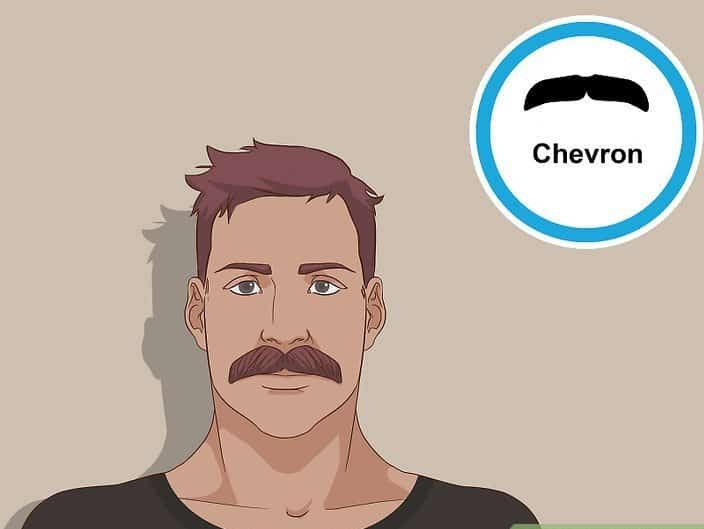 aid9587983-v4-728px-Style-a-Moustache-Step-2 What A Chevron Mustache Really Looks Like + Top 5 Styles