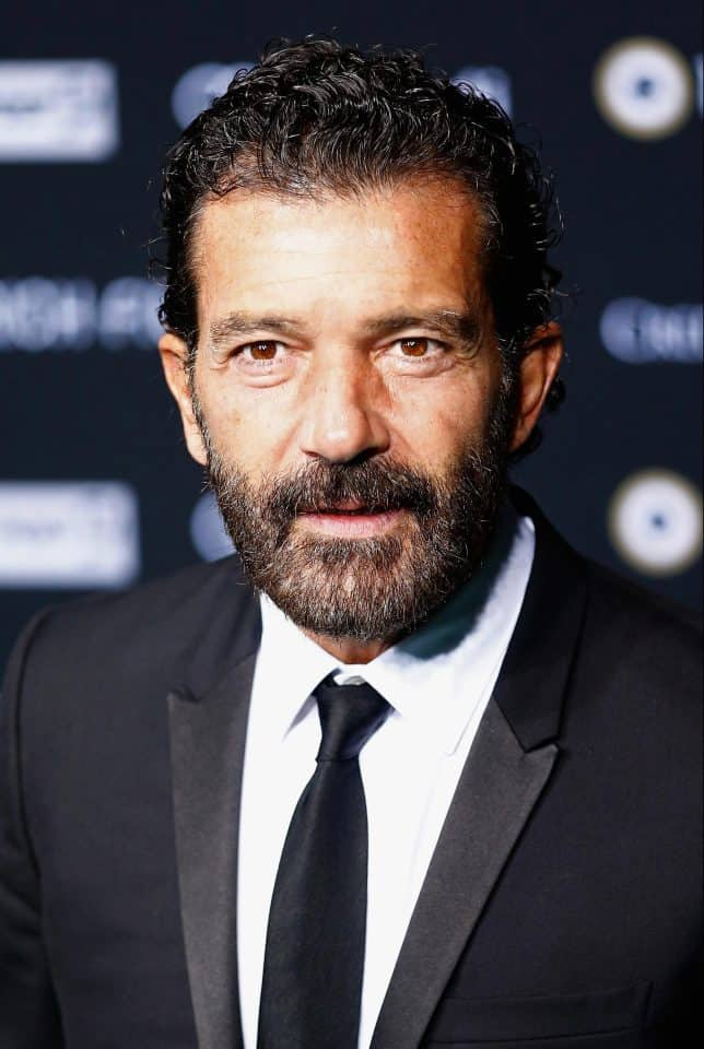Top 60 Celebrities With A Beard [March. 2019] – BeardStyle Antonio Banderas