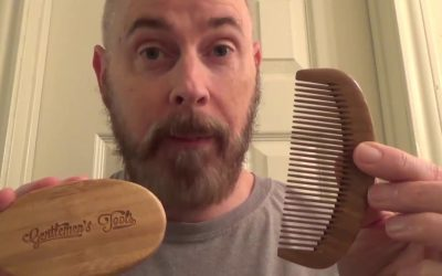 Beard Brush Kit review
