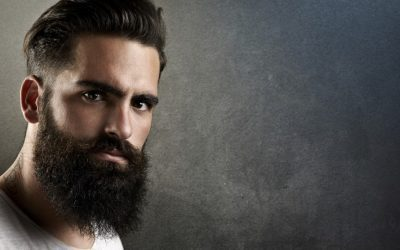 why men grow a beard
