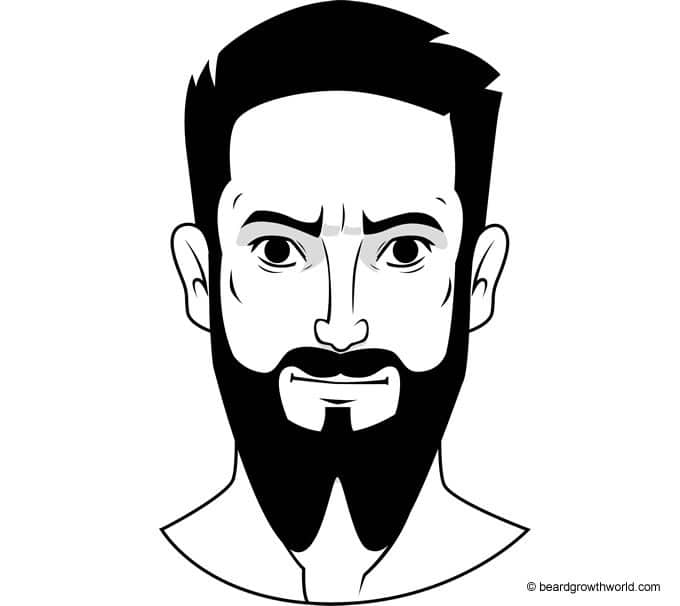 beard-styles-French-Fork What A French Fork Beard Style Really Looks Like
