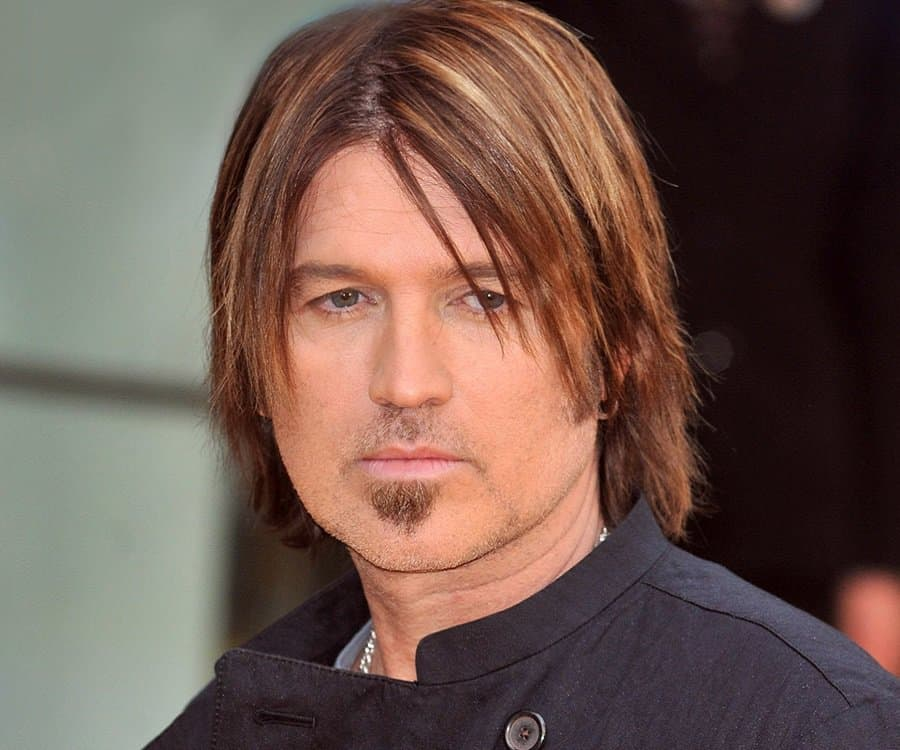 billy-ray-cyrus-4 20 Best Beard Styles for Guys with Long Hair