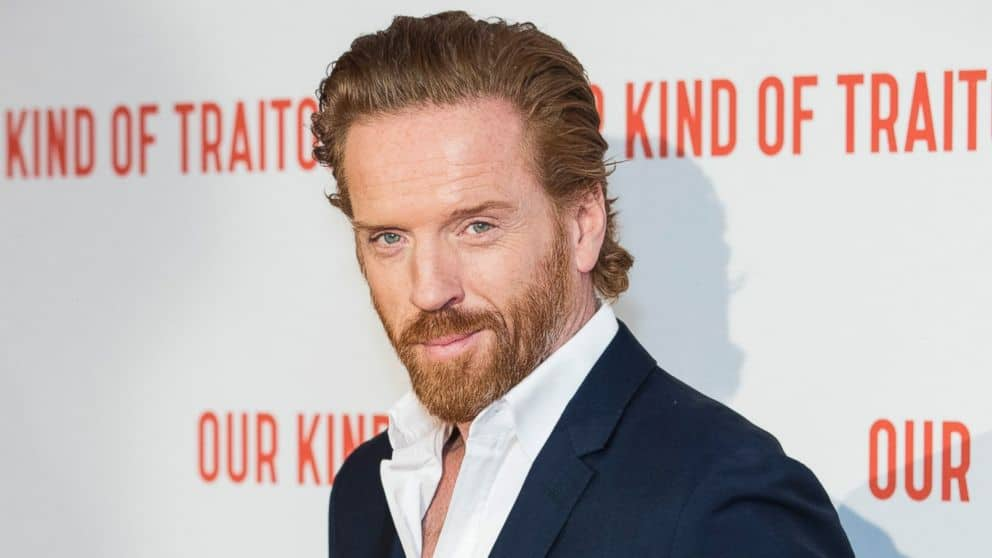 damian_lewis Top 60 Celebrities With A Beard