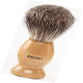 escali Top 12 Shaving Brushes: Buying Guide and Review