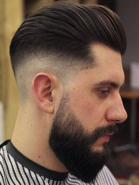 faded-beard-6 How to Fade Your Beard The Right Way [15 Examples]