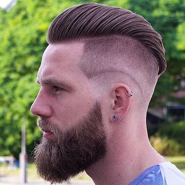 faded-beard-9 How to Fade Your Beard The Right Way (15 Examples)