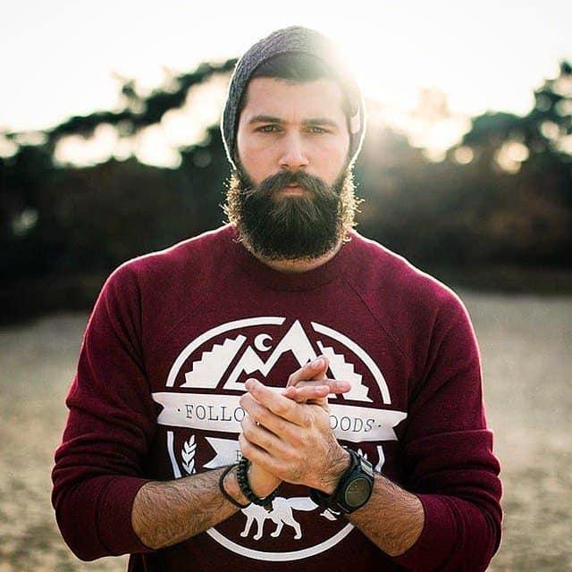 garibaldi-with-monkey-cap Garibaldi Beard: 5 Styles to Copy in 2020