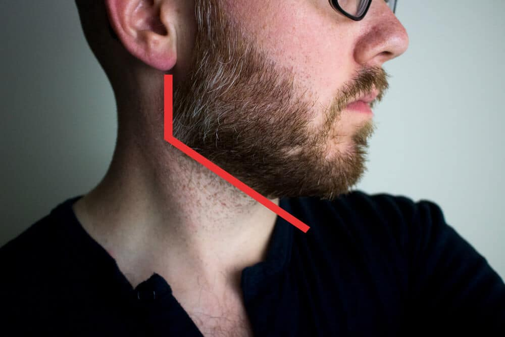 getting-the-perfect-beard-line-1 How to Line Up Your Beard: What Experts Say