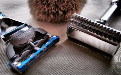 safety razors or cartridge razors