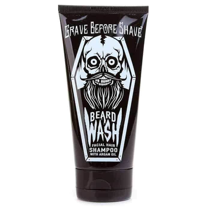 grave 7 Best Beard Shampoo Review: User's Guide & Ratings