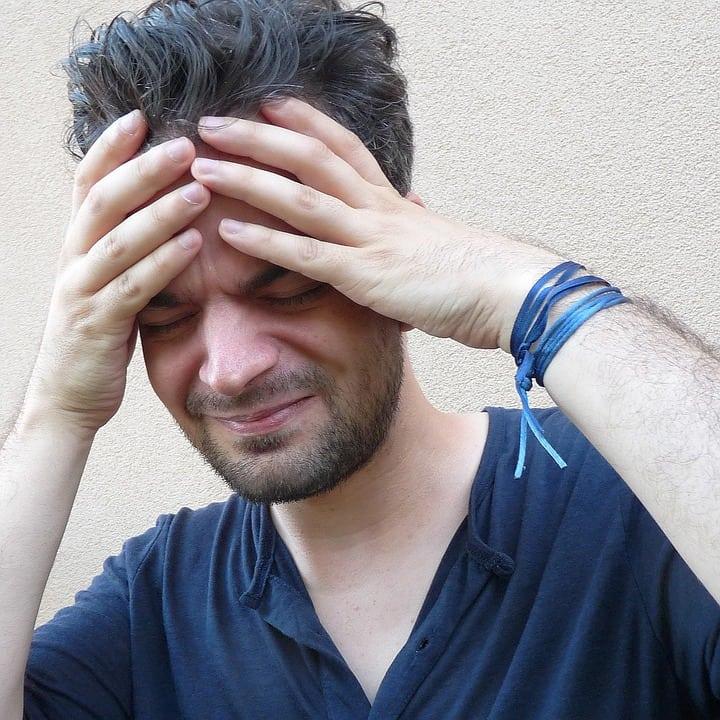 Stress Hormones stopes beard growth