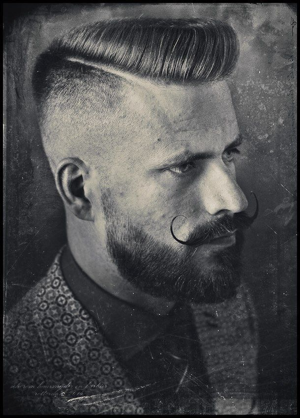 image0057 How to Fade Your Beard The Right Way [15 Examples]