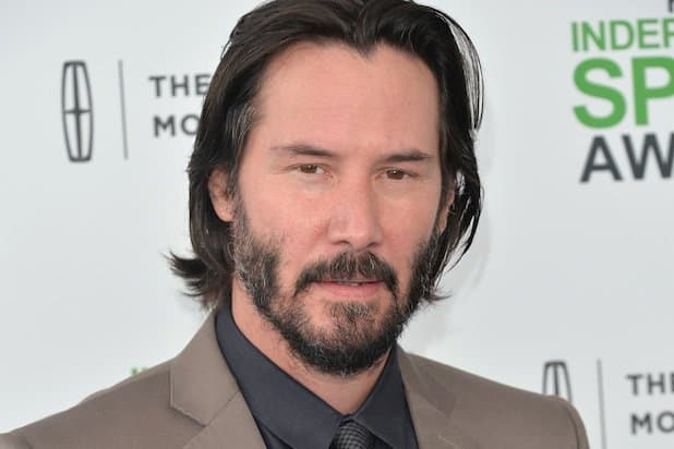 keanu-reeves Top 60 Celebrities With A Beard