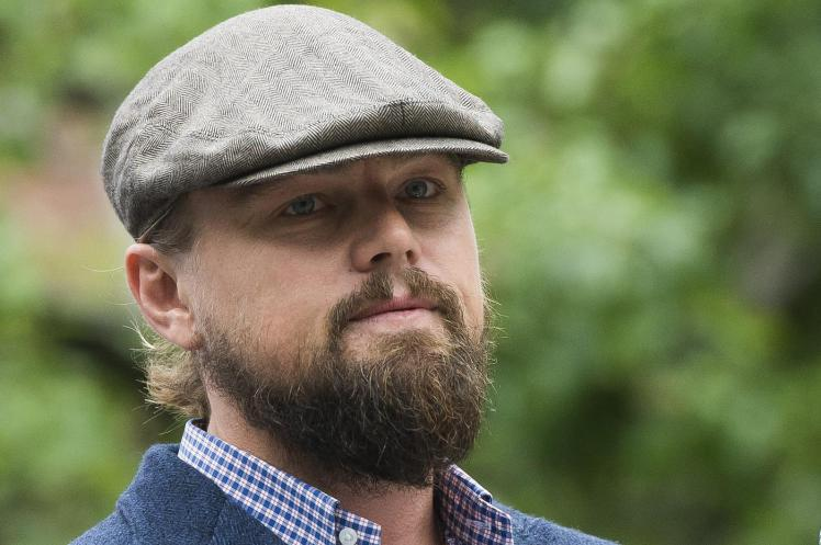 leonardo-dicaprio-1 Top 60 Celebrities With A Beard