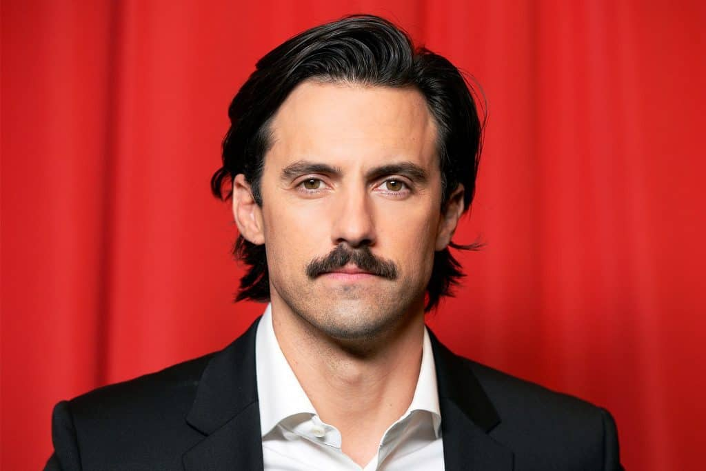 milo-Ventimiglia-mustache-1-1024x683 15 Professional Beard Styles for Your Next Interview