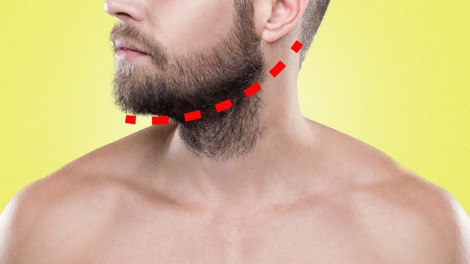 neckline-beard-1 Beard Neckline: How to Trim Perfectly