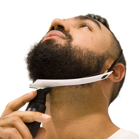 neckline-beard-6 Beard Neckline: How to Trim Perfectly