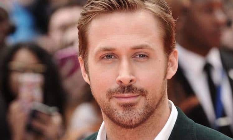 ryan-gosling-awards 5 O'Clock Shadow Beard: How to Get It + Top 7 Styles