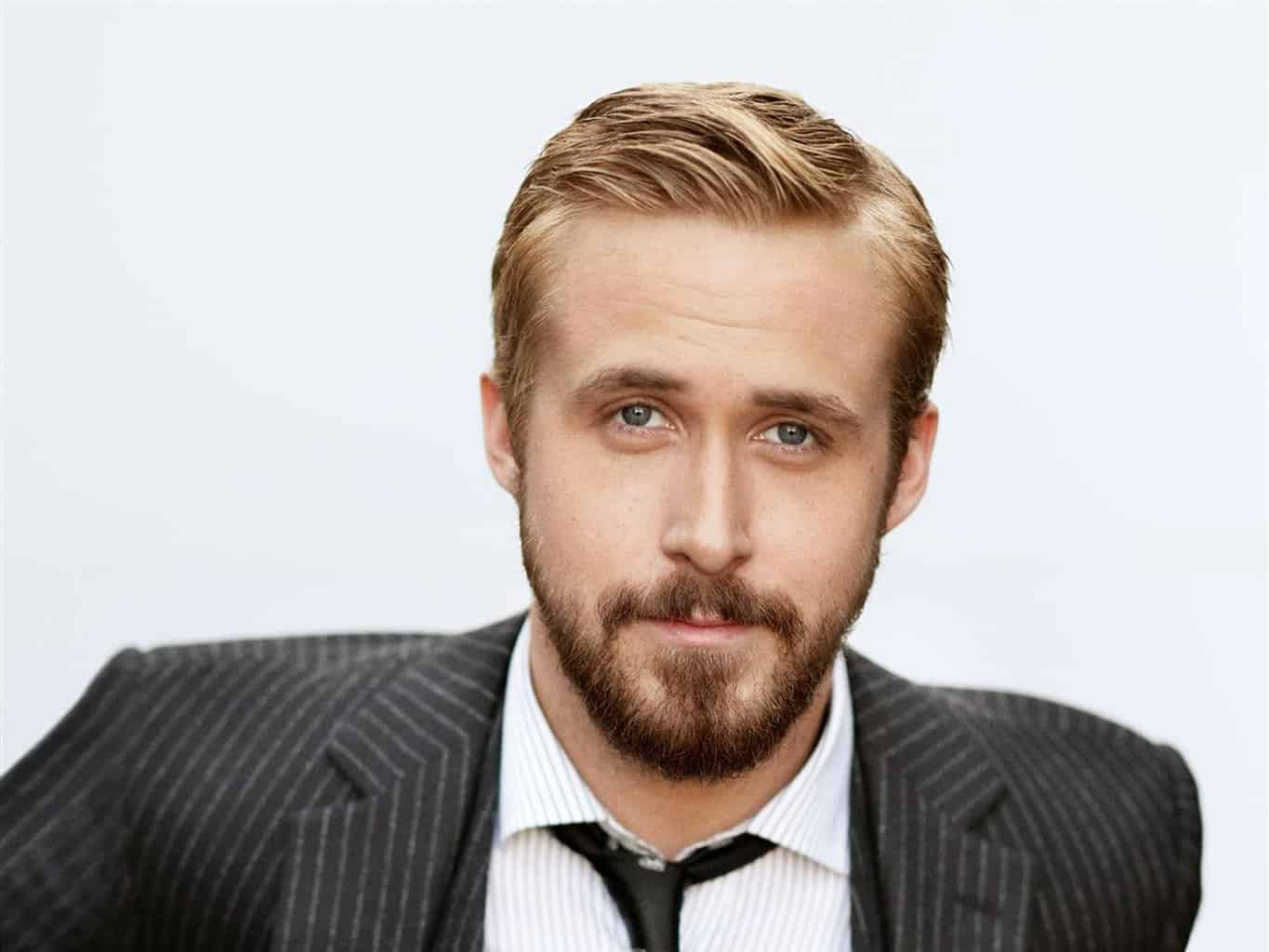 ryan-gosling Top 60 Celebrities With A Beard