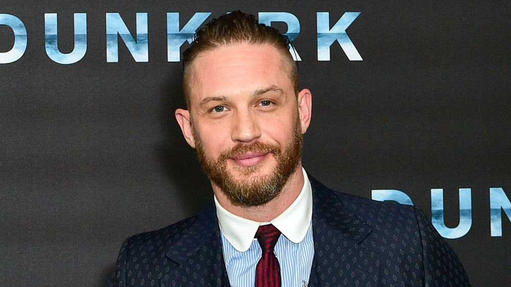 tom-hardy Top 60 Celebrities With A Beard