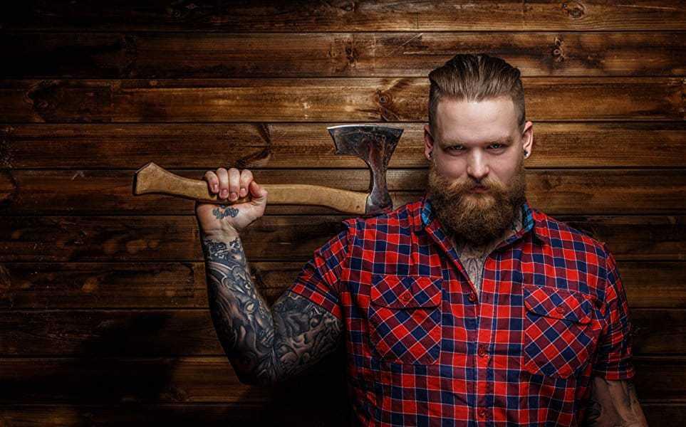 How to Style Lumberjack Beard in 4 Easy Steps