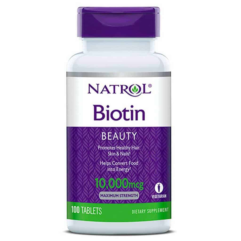 05-3 Biotin for Beard Growth: Top 5 Biotin Products Reviewed