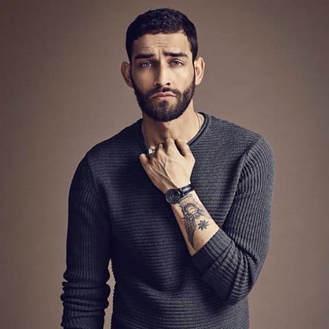 175d2ca7ef9b0664292ac79bd539b1f3 10 Coolest Beard Models in 2019 : Check Them Out