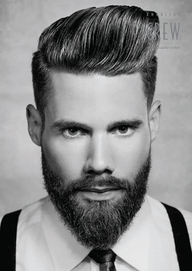 cool hair and beard styles how to taper a cool beard top 5 styles to get right now 9333 | B OQpkHIUAAZo8T