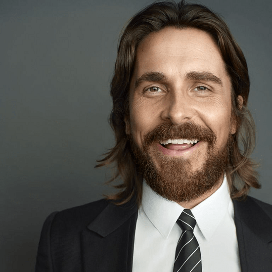 Christian-Bale Top 60 Celebrities With A Beard
