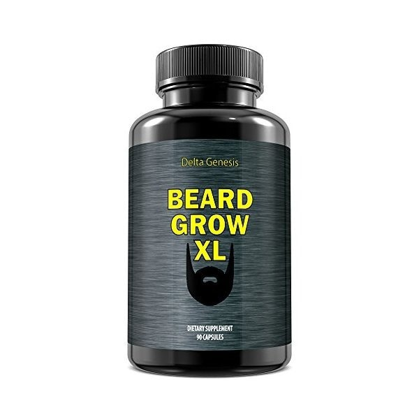 Delta-Genesis Top 7 Beard Growth Products: Insider's Review & Buying Guide