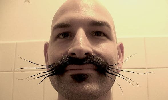 Gandhi_Jones_whiskers-1 Top 10 Funny Mustache Names Commonly Used As Slang