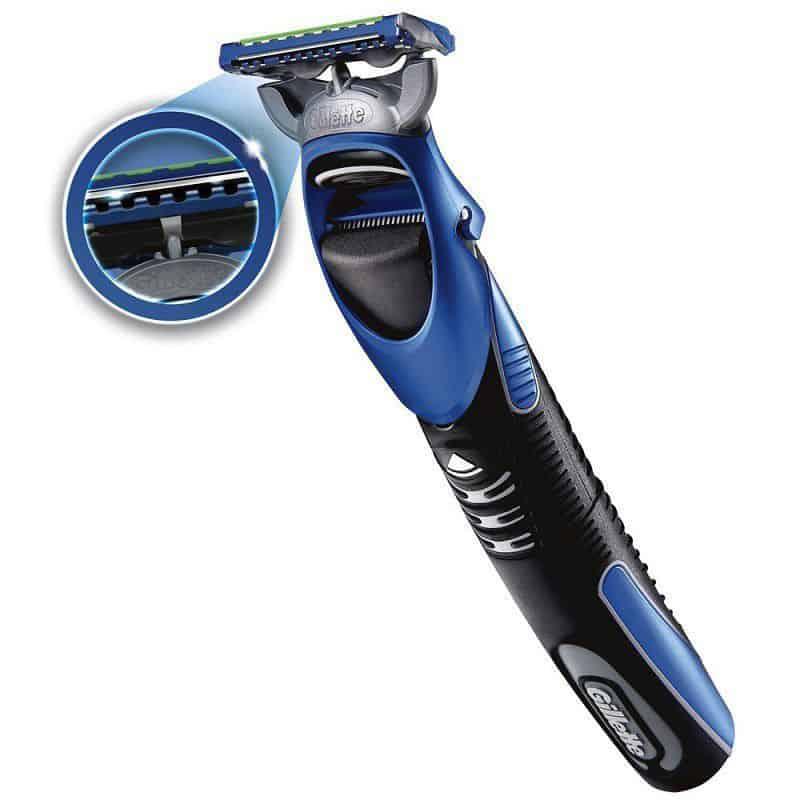 Gillette-Fusion-ProGlide-Mens-Razor Best Beard Trimmers by 7 Top Brands: Editor's Top 3 Picks